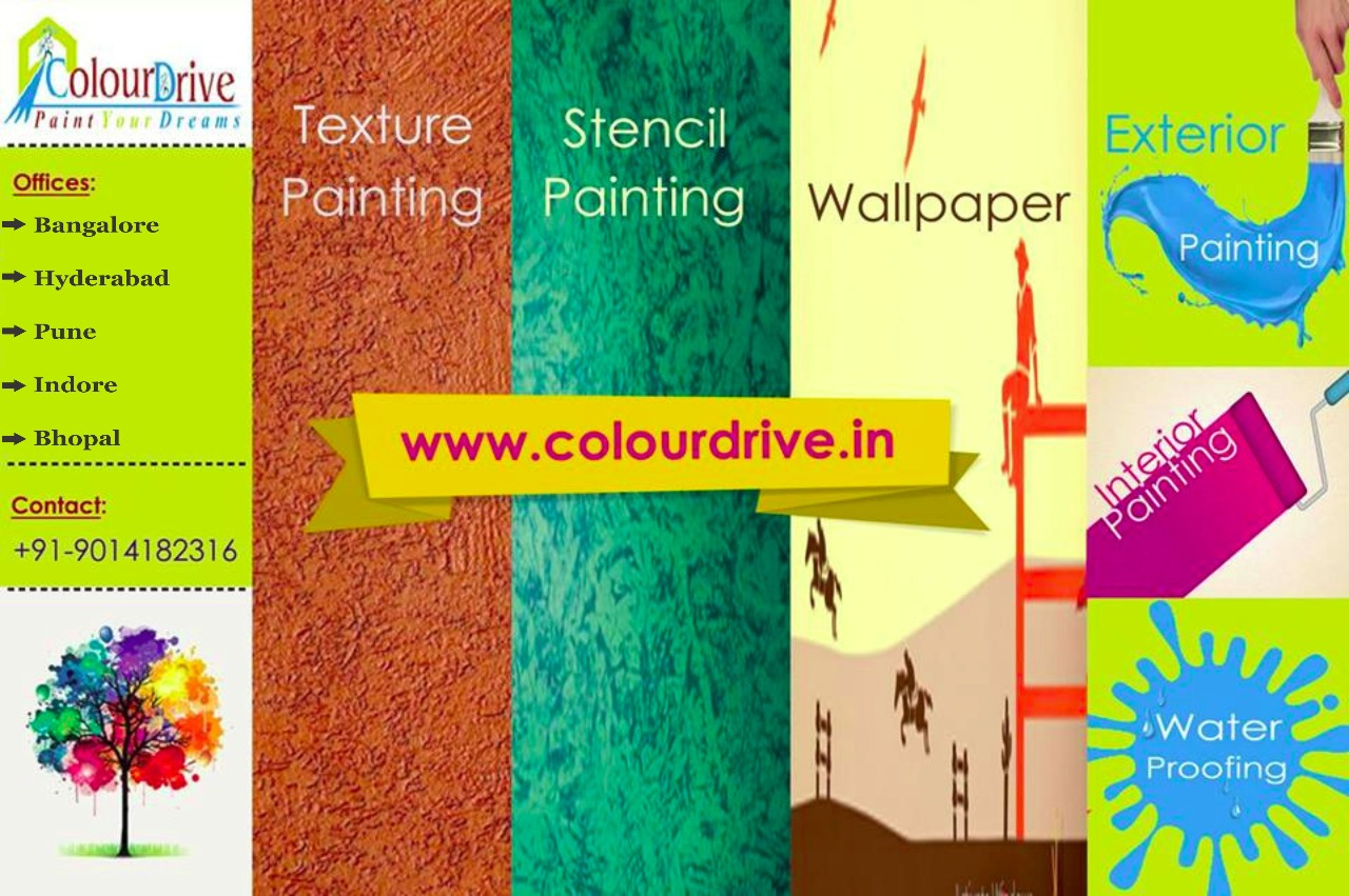 About Painting World of ColourDrive