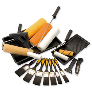 Brushes, Rollers, Accelerators and Mechanized tools