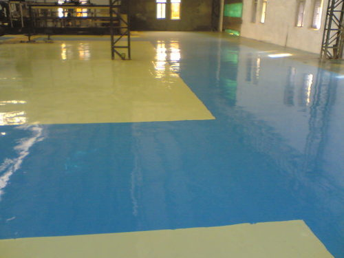 What are epoxy paints?