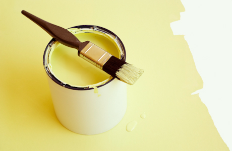 Different types of exterior paints: