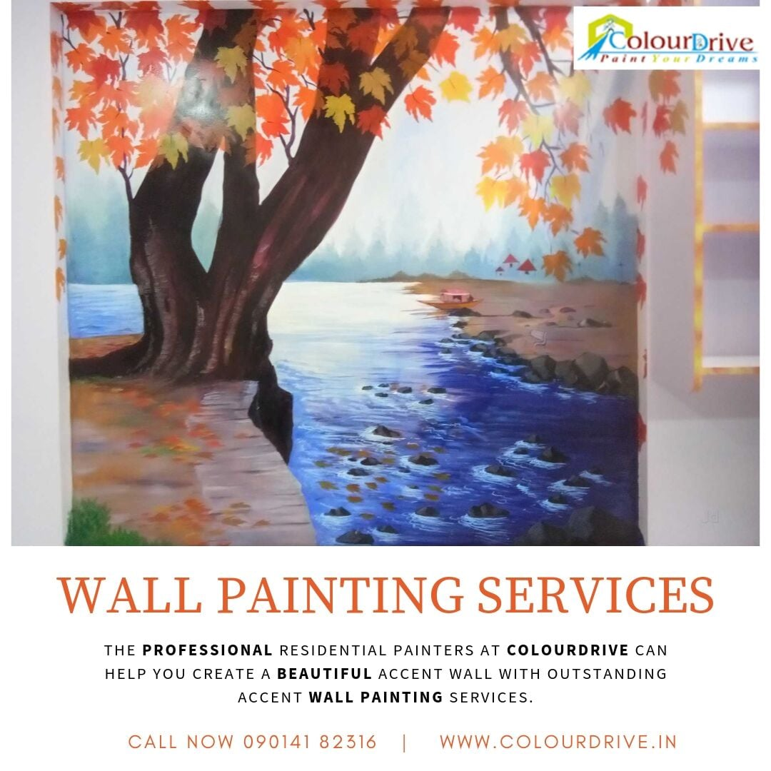 Explore all the Offers on ColourDrive Home Painting Services regarding Diwali Festival