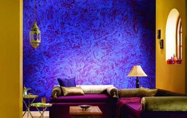 Colourdrive home painting service provider interior for Interior texture paint designs