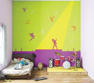 ColourDrive-Asian Paints Unplugged - Day View Kids Decor