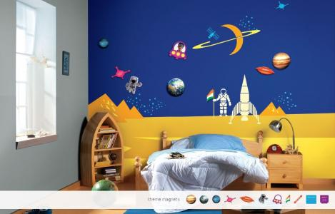 ColourDrive-Asian Paints Milky Way - Magnet View