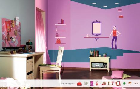 ColourDrive-Asian Paints Style Villa - Non Magnet View