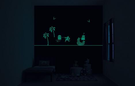 ColourDrive-Asian Paints Treasure Seekers - Night View