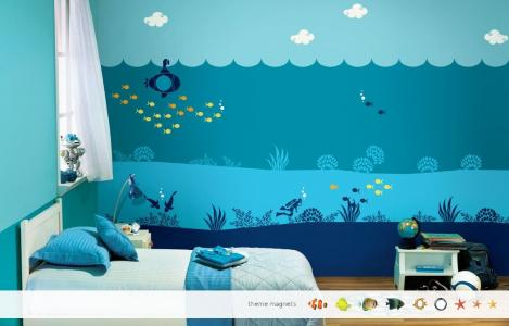 ColourDrive-Asian Paints Oceanscape - Non Magnet View