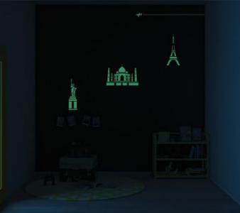 ColourDrive-Asian Paints Travel Trail - Night View