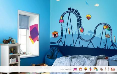 ColourDrive-Asian Paints Fun Fair - Magnet View