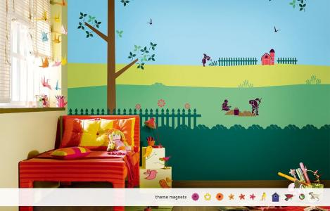 ColourDrive-Asian Paints Back Yard Story - Non Magnet  view