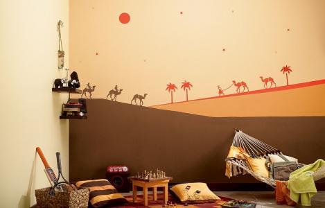 ColourDrive-Asian Paints Desert Safari