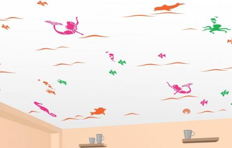 ColourDrive-Asian Paints Magic Mermaid  Day View