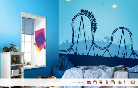 ColourDrive-Asian Paints Fun Fair - Non Magnet View