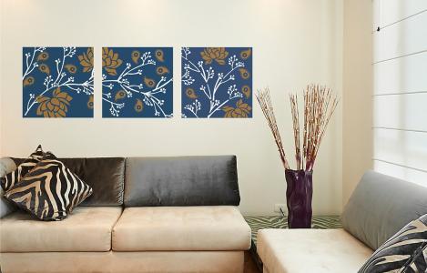 ColourDrive-Asian Paint Floral Fusion