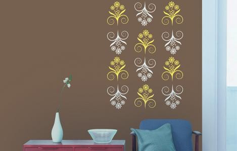 Paint your walls with stencils painting services for Your