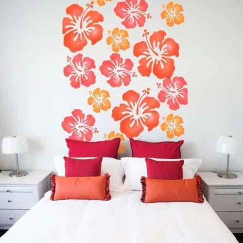 ColourDrive-ColourDrive Floral Stencil