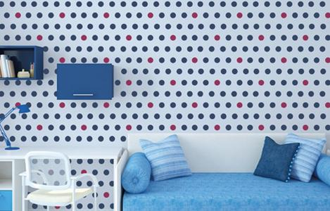 ColourDrive-Asian Paint Polka Dots