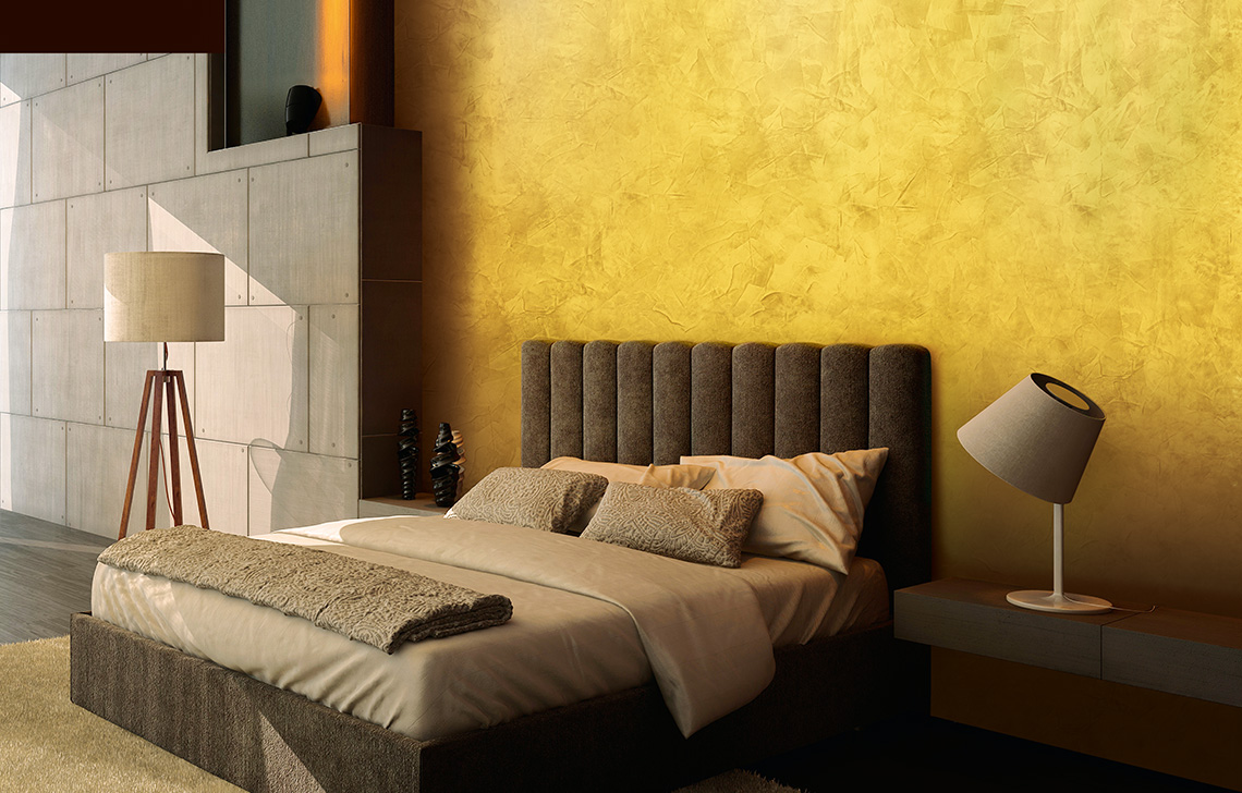 Asian Paints Royale Play  Marble - Stucco wall texture painting design for Bedroom,Kitchen Room
