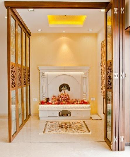 Pooja mandir designs for home in bangalore health | Design home and ...