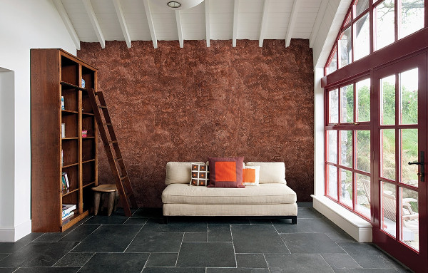 Classique: This Perfectly Describes The Antique Classic Nature Of The Textured  Walls That Give A Glow.