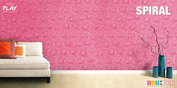 Colourdrive texture painting for Asian paints textured wall decoration
