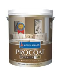 Sherwin williams paints procoat i 101 sherwin williams - Exterior paint calculator by square foot ...