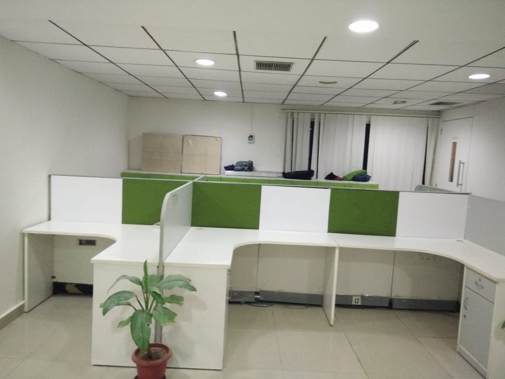 Commercial Painting Home Painting Project at Paytm Office, MJR Magnifique, Prashant Hills, Manikonda, Hyderabad