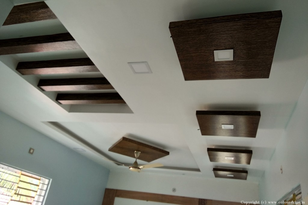 Interior Home Painting Project at 3rd Main, Satellite Town, Kengeri, Bangalore