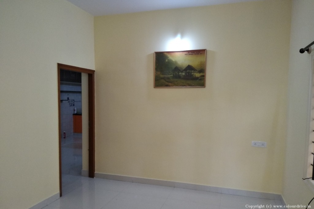 Interior Home Painting Project at 1st Main, MICO Layout, Arekere, Bangalore