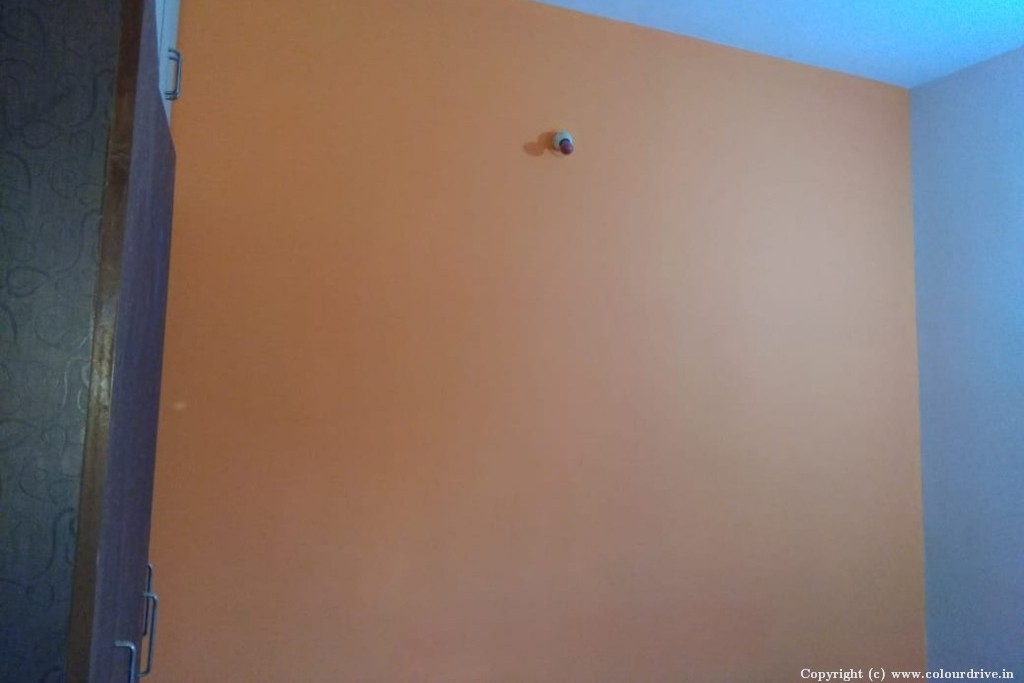 Interior Home Painting Project at Vishwapriya Nagar,, Begur Road, Bangalore