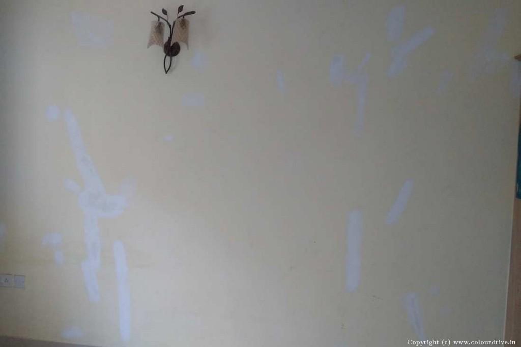 Interior Home Painting Project at Banaswadi, Banaswadi, Bangalore