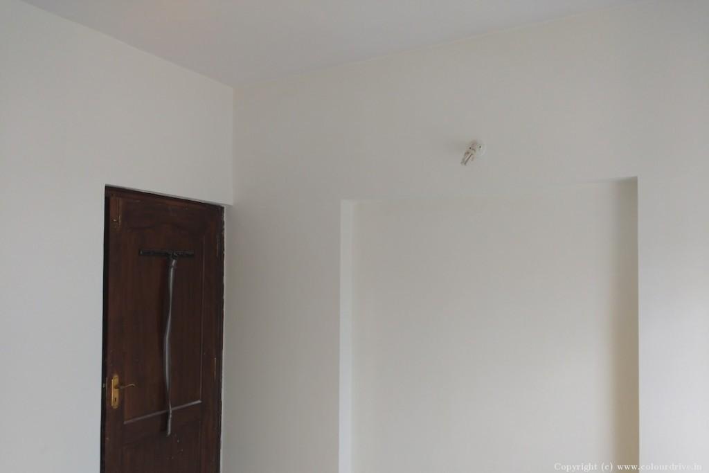 Interior Painting Home Painting Project at Ankur, Marathalli, Bangalore