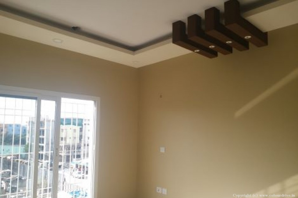 Recent Home Painting Project at Shobha Silicon Oasis