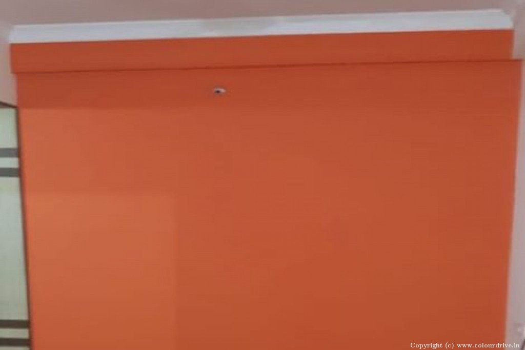 Interior Home Painting Project at SNN Raj Serinity,, Begur road, Bangalore