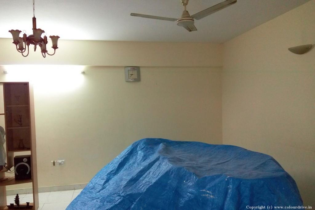 Interior Home Painting Project at Kagdaspura, Shastri Nagar, Bangalore