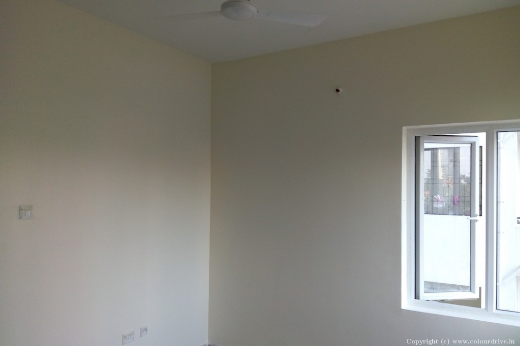 Interior Home Painting Project at Saket Cinepolish, Sarjapur Road, Bangalore