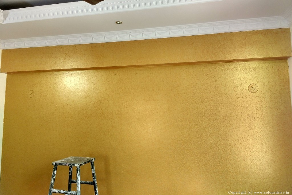 Texture Home Painting Project at Horamavu, Horamavu, Bangalore