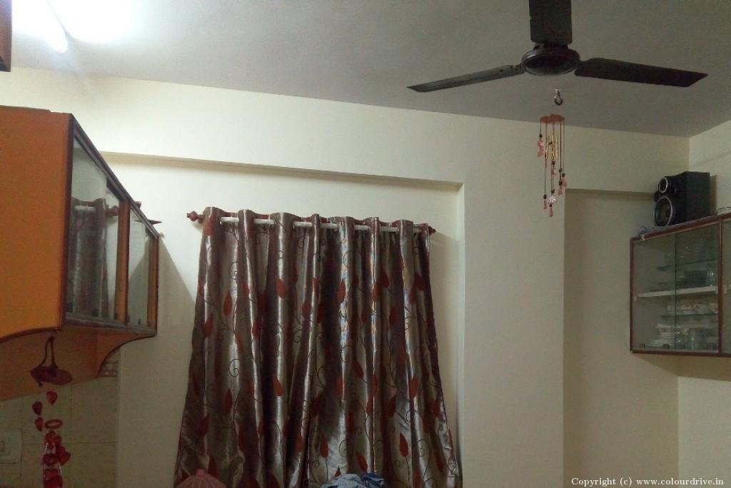 Interior Home Painting Project at Mahaveer Springs, JP Nagar 5th Phase, Bangalore